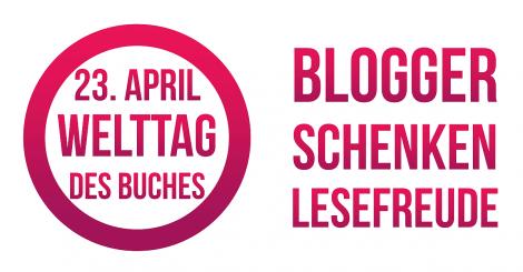 """""""Logo von Blogger schenken Lesefreude"""""""