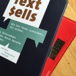"April:  ""Text sells"" …"