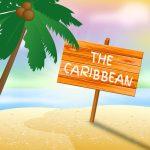 """Auf dem Bild ist ein Schild mit """"The Caribbean"""" zu sehen. Dorthin ist wohl die Disziplin verschwunden, der Flow ist auch weg ..."""
