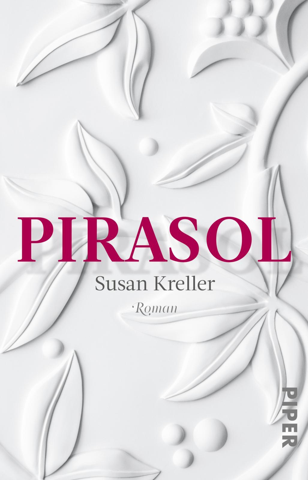 Auf dem Foto ist das Cover von Pirasol zu sehen.