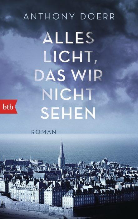 """Cover des Romans """"Alles Licht, das wir nicht sehen"""""""